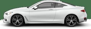 2020 INFINITI Q60 Coupe in White
