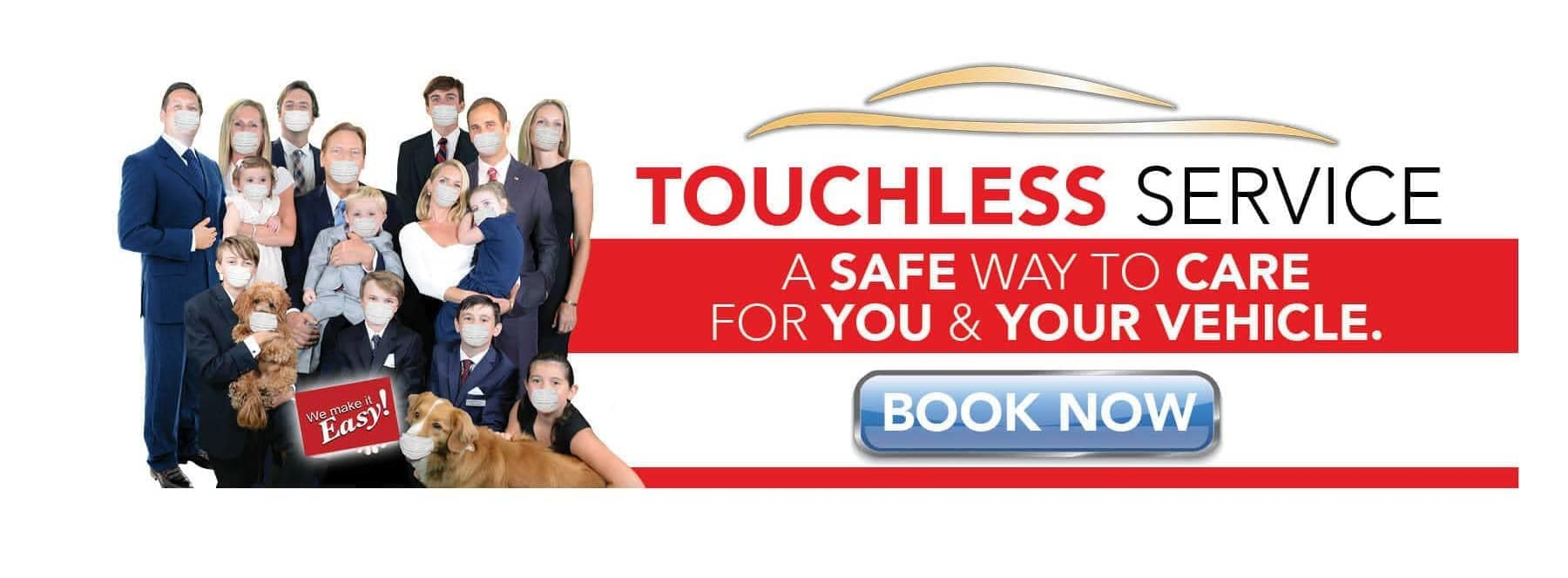 Kelly touchless service banner small