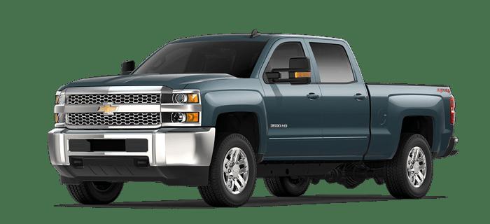 thumbnail 2019 Chevrolet Silverado HD