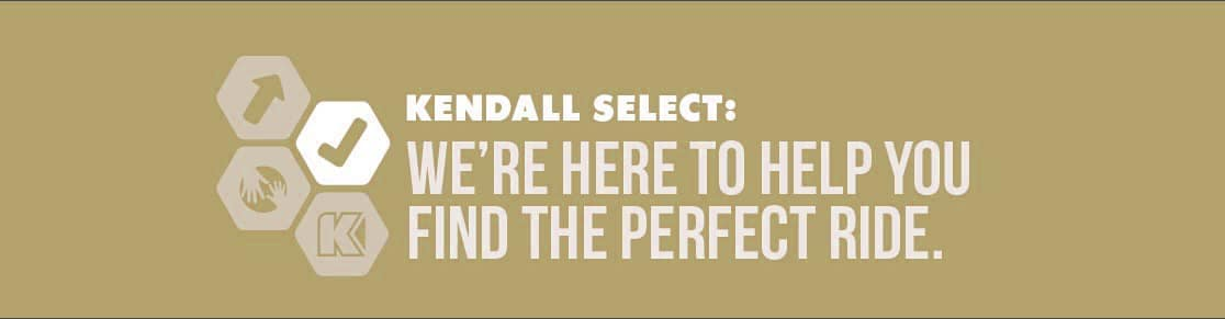 Kendall Select banner