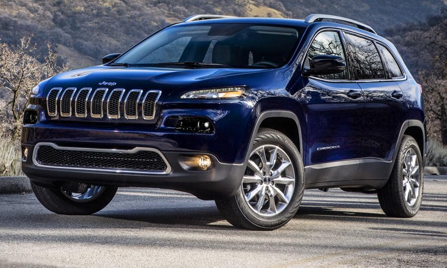 Jeep Cherokee Mpg >> Jeep Cherokee Gets A Big Makeover Great Gas Mileage