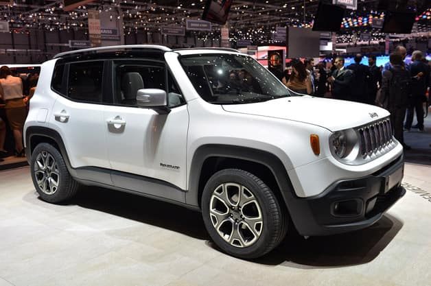 The Awesome new Jeep Renegade