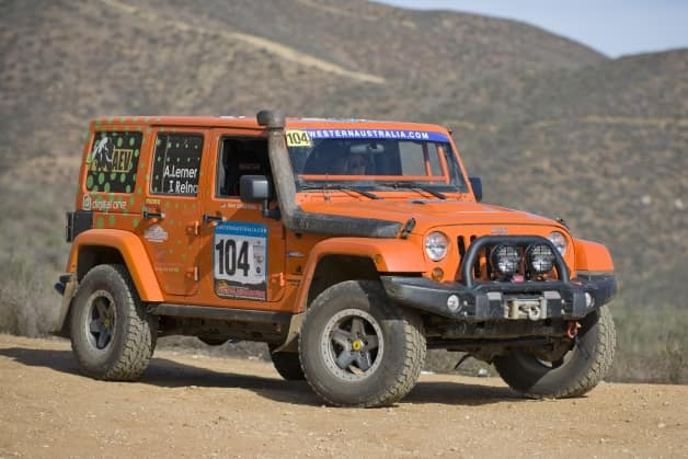 AEV Jeep Wrangler Unlimited Rubicon