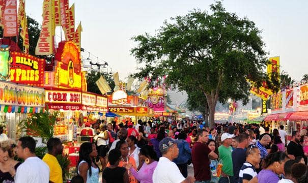 The best County Fair in all of March!
