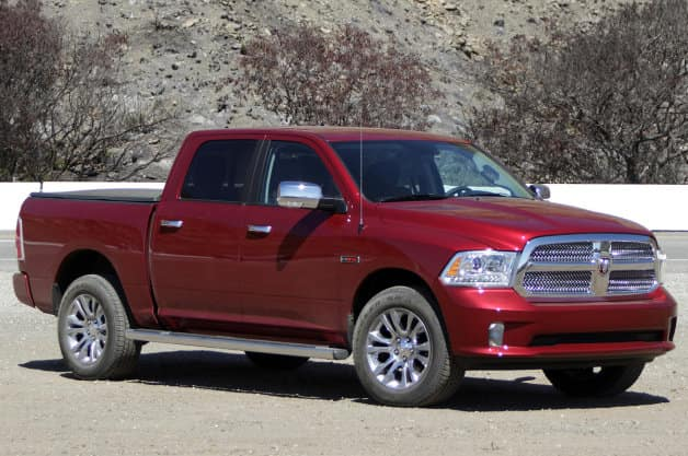 The Ram 1500 EcoDiesel has been getting record-breaking customer orders