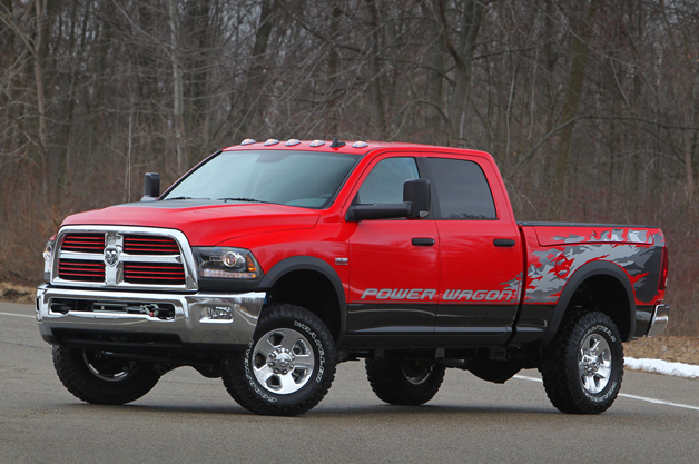 Even more extreme than last years Power Wagon