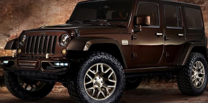 2014 Jeep Wrangler Sundancer Concept