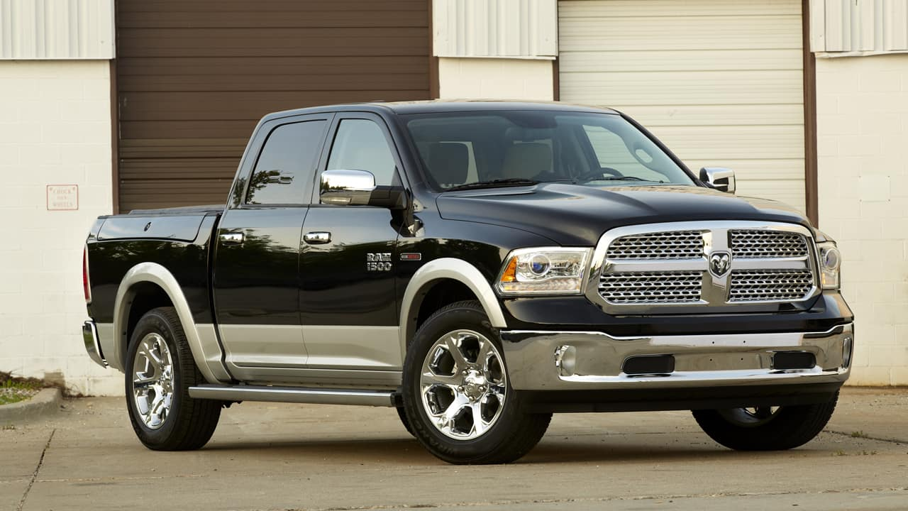 Dodge Ram Trucks >> The Dodge Ram Over The Years Four Generations Of Success