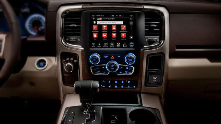 4 Cool Features of the 2014 Dodge Ram 1500 | Kendall Dodge Chrysler ...
