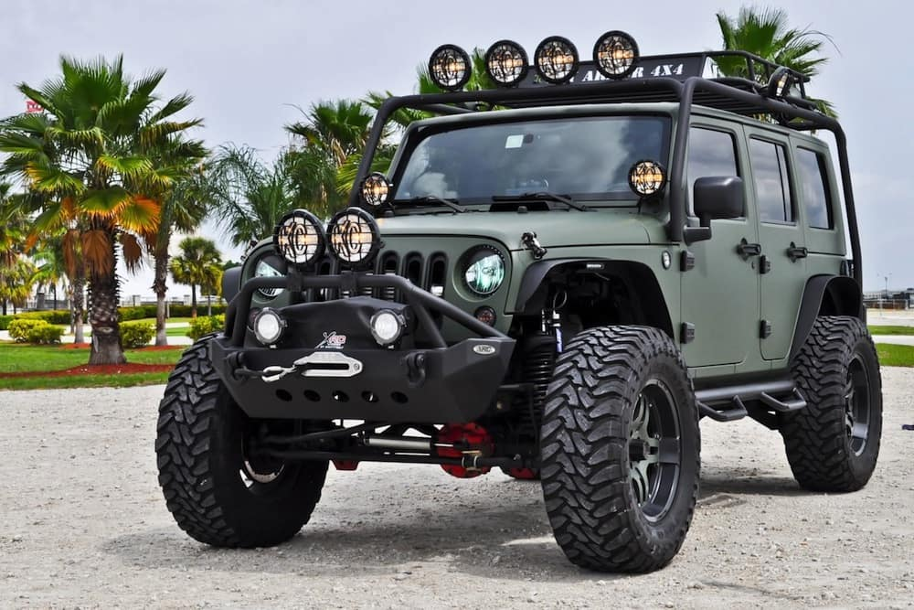 Jeep Jk Mods >> 5 Jeep Wrangler Mods Worth The Money Kendall Dodge