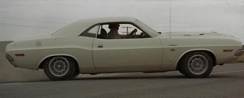 1970 Challenger from Vanishing Point