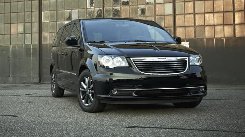 0 Comment(s) So Far On Choose A Chrysler Town U0026 Country For Your Family