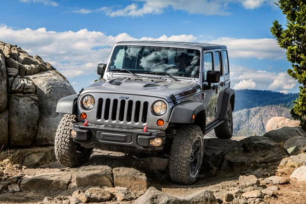 Jeep dealerships
