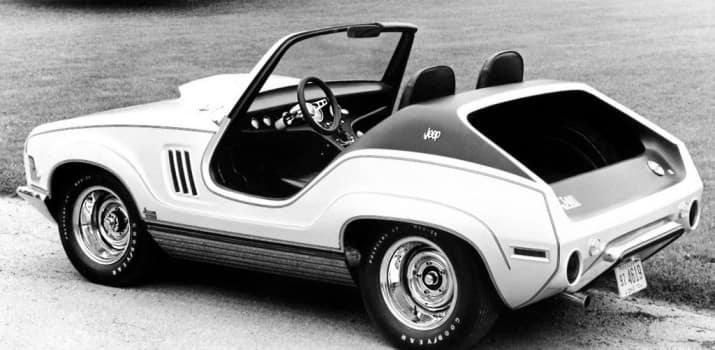 1969 Jeep XJ001 Concept