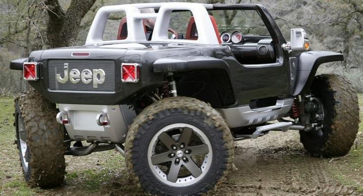 Jeep Huricane Concept