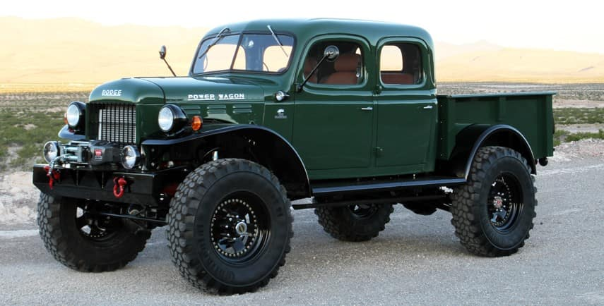 1949 Dodge Power Wagon - Dodge RAM for Sale in Miami