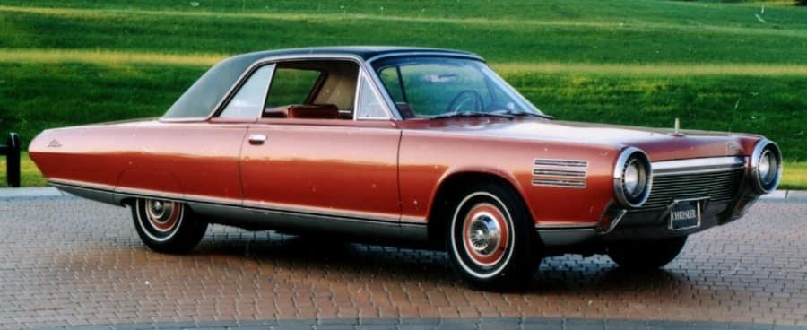 1963 Chrysler Turbine - Chrysler Dealer