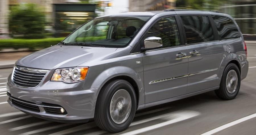 2014 Chrysler Town & Country-Chrysler Dealer