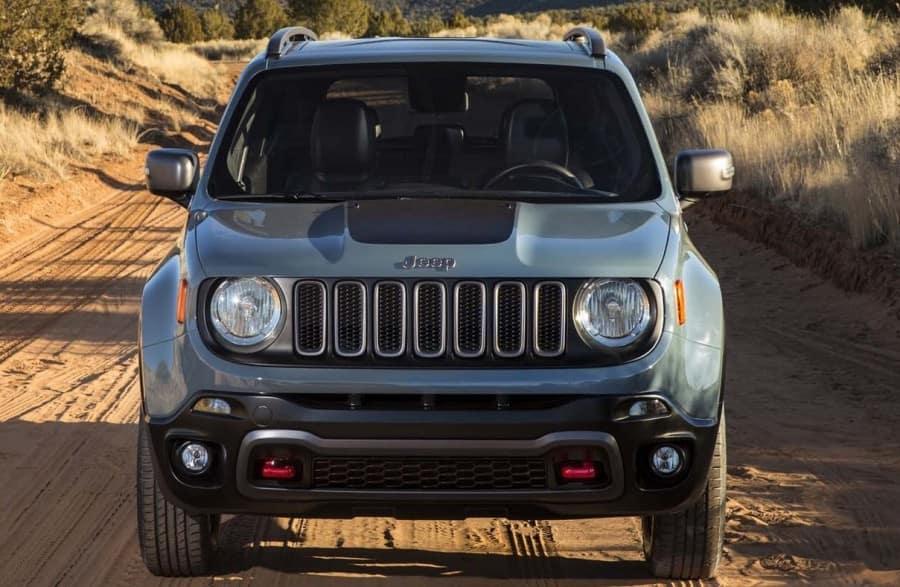 2015 Jeep Renegade Trailhawk-Jeep Miami