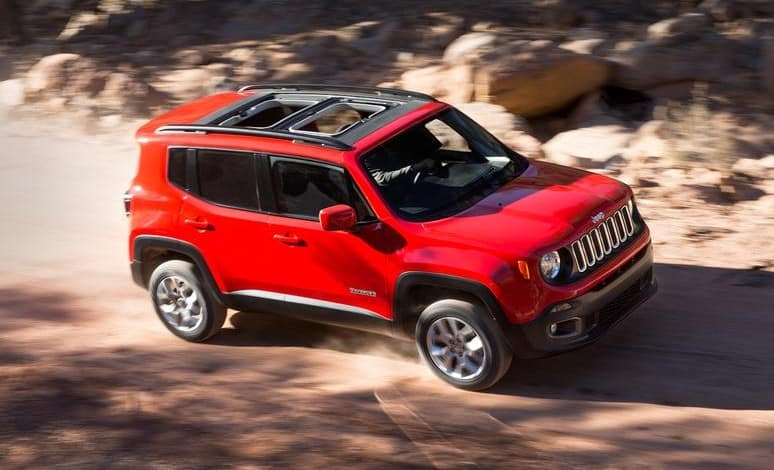 2015 Jeep Renegade - Jeep Dealer in Miami
