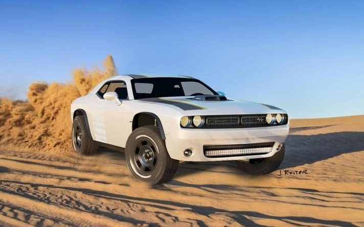 Challenger AT - Dodge Miami