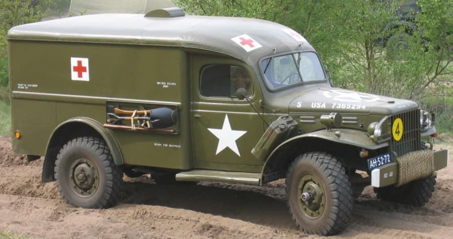 Dodge War Vehicle - Dodge Ram in Miami