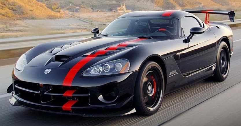 SRT-Viper-Dodge Dealer