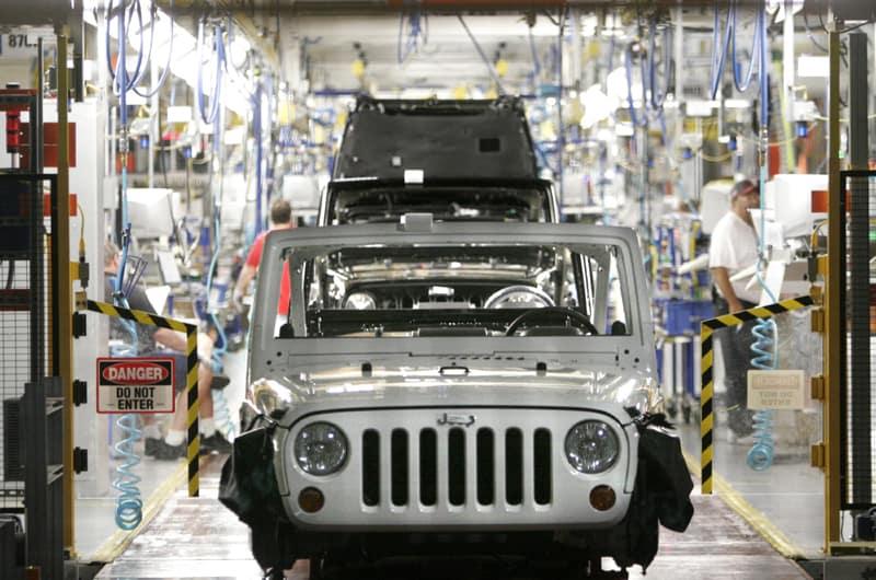 Jeep Plant - Toledo, OH