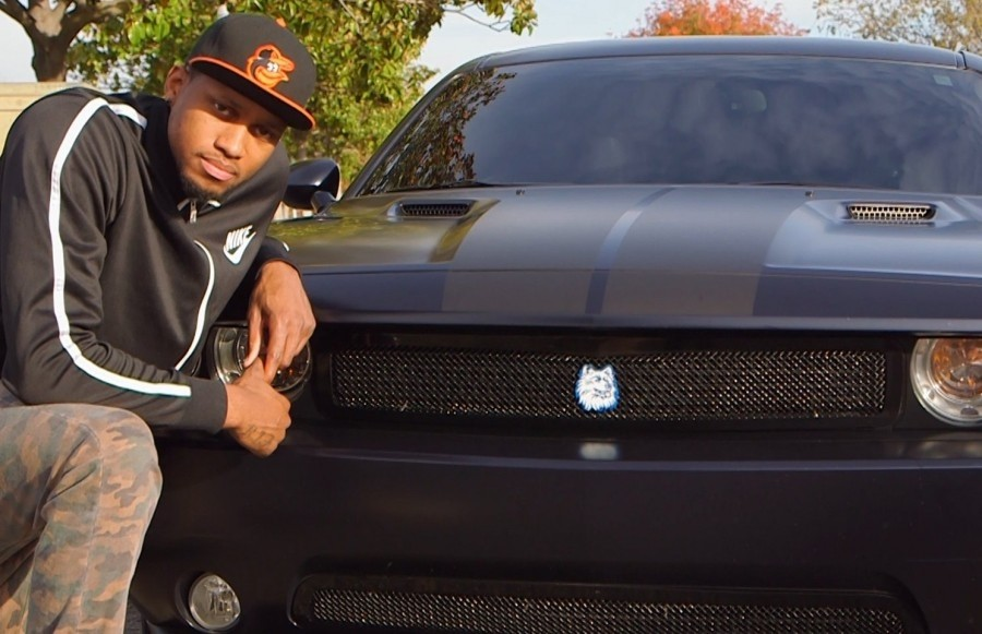 Rudy Gay's Custom Challenger - Dodge Dealerships