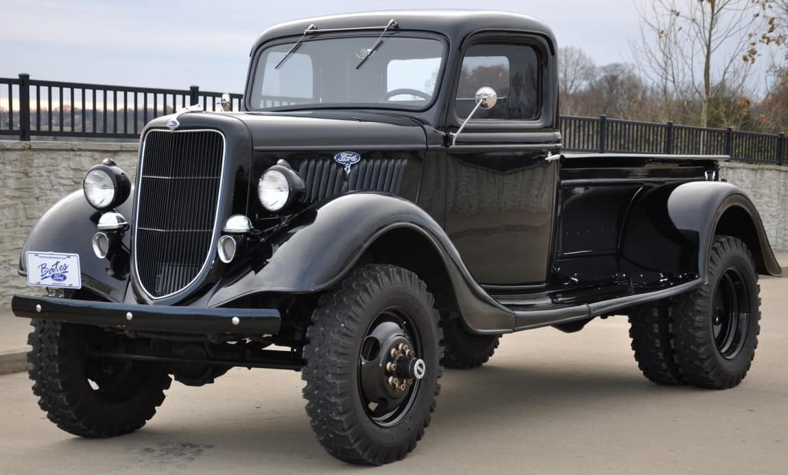 The History Of Early American Pickups Dodge Ram For Sale