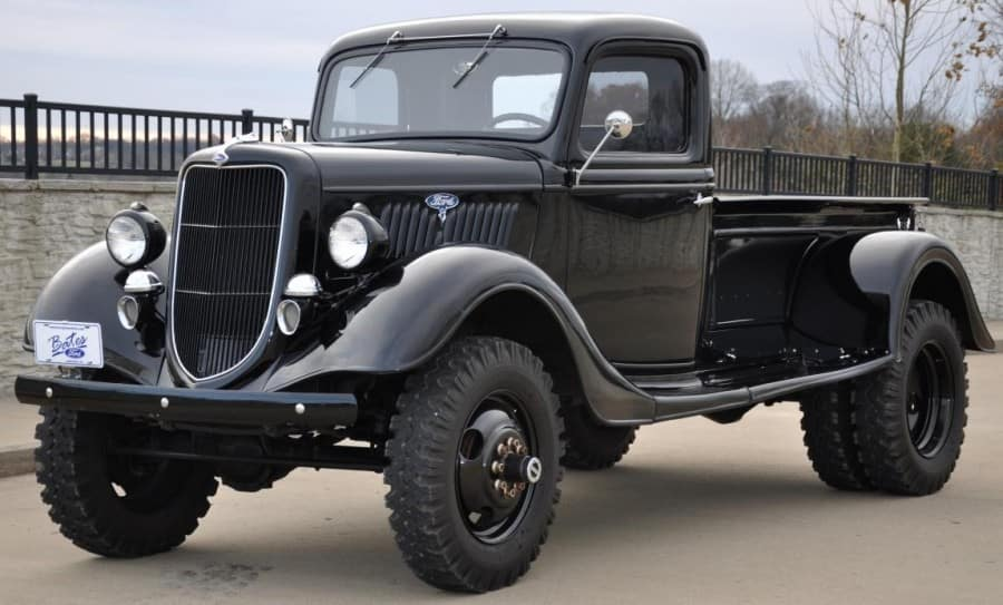 1935 Ford Pickup - Dodge Ram for Sale