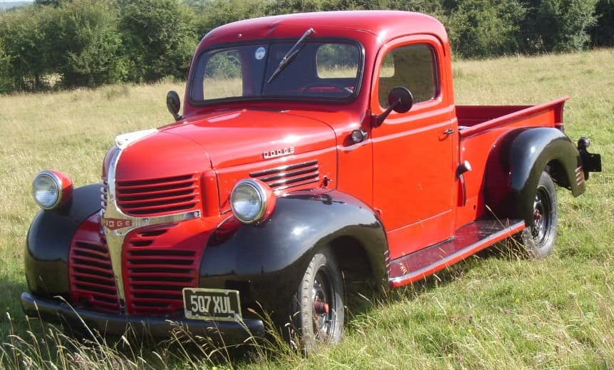 1946 Dodge Pickup - Dodge Ram for Sale