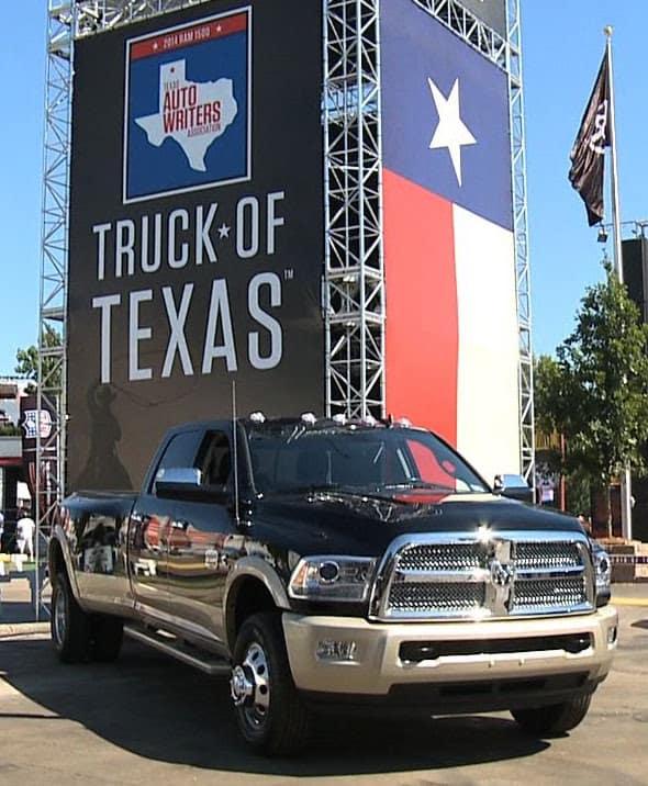 ram truck texas
