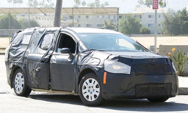 2016 or 2017 Dodge Grand Caravan