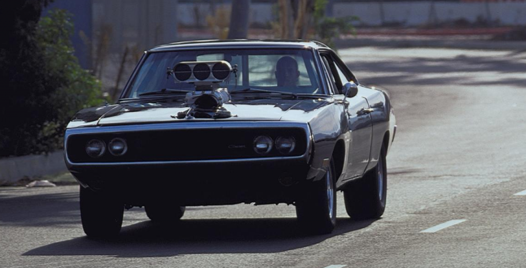 Furious-7 - 1970 Dodge Charger R/T