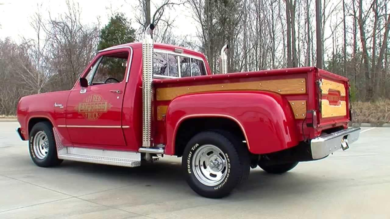 1979 lil red express