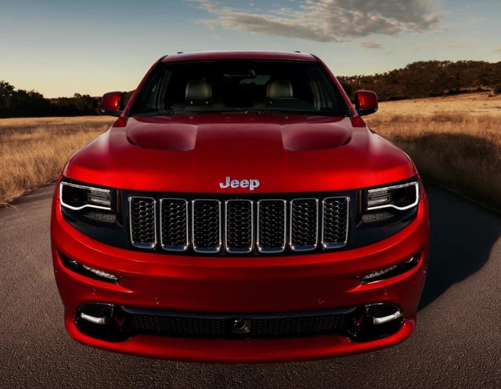 2017 Jeep Trackhawk red