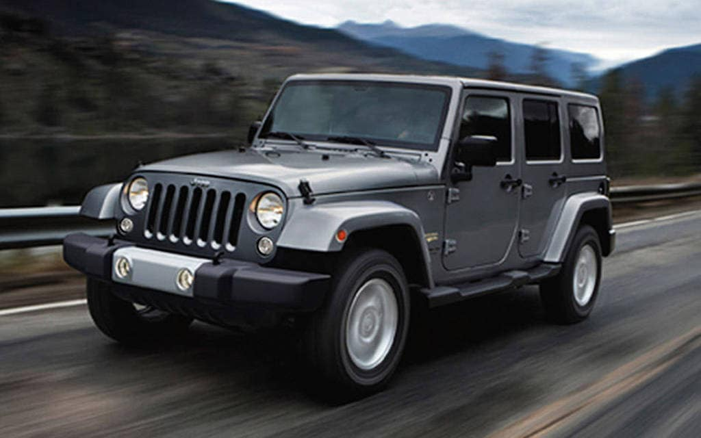 Five Facts About The Jeep Wrangler Unlimited Sahara