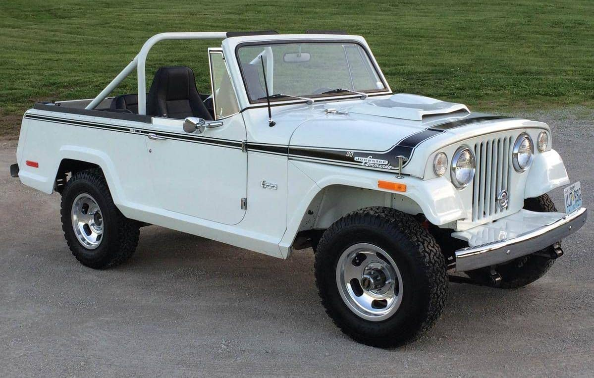 Kendall Dodge Chrysler Jeep Ram >> A Jeep Classic: The Jeepster Commando