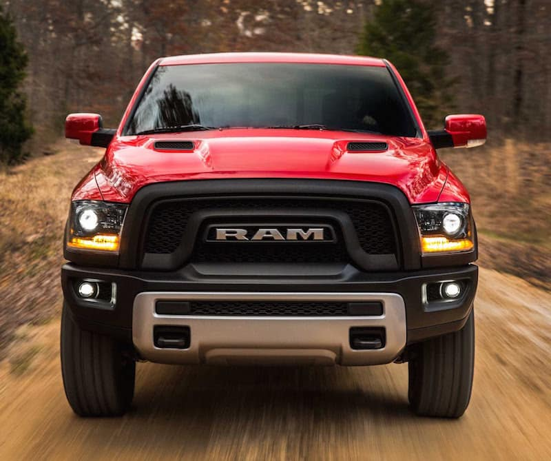 ram rebel forward
