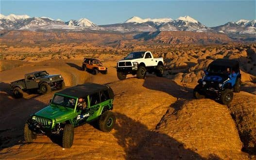 Easter Jeep Safari