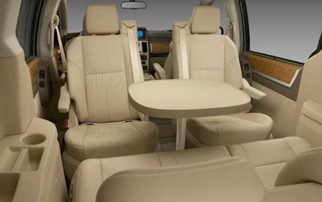 Dodge Caravan Seating >> How The Grand Caravan S Seating Features Have Evolved