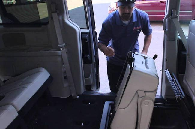 Stow And Go Seating >> How The Grand Caravan S Seating Features Have Evolved