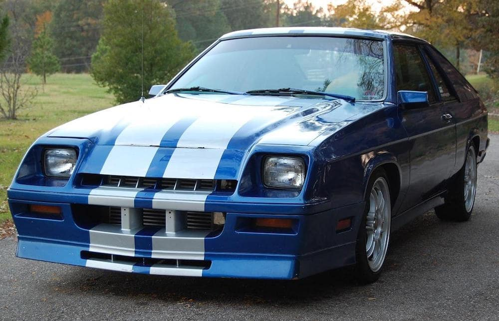 1985 Shelby Charger
