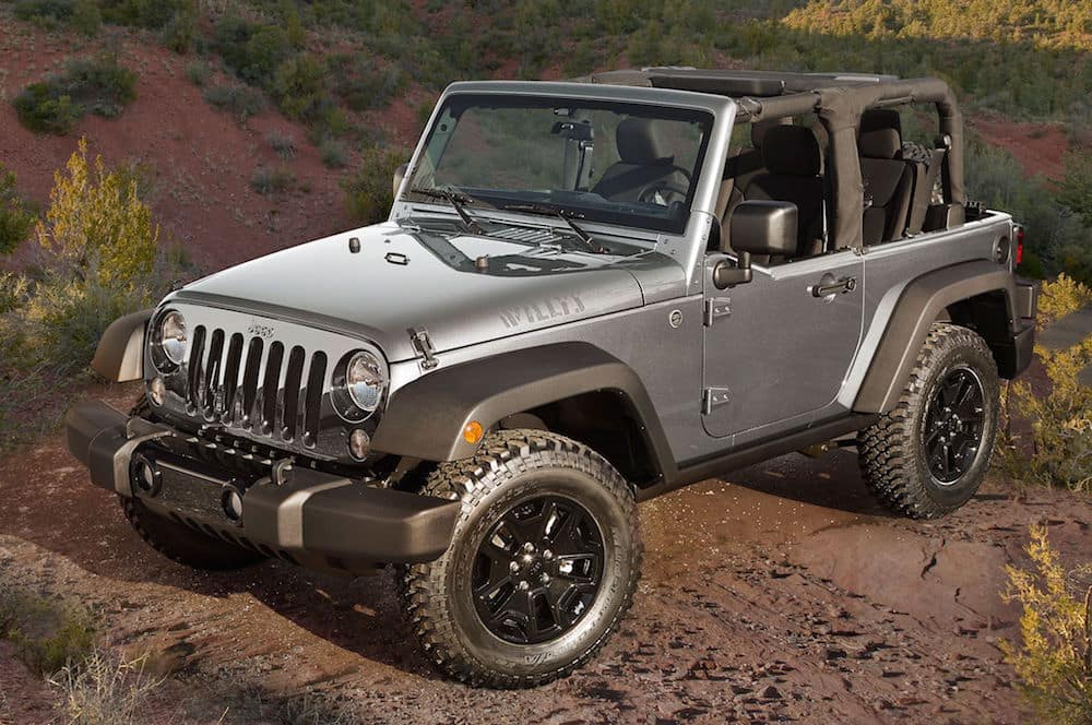 5 Reasons A Jeep Wrangler Makes A Great Daily Driver
