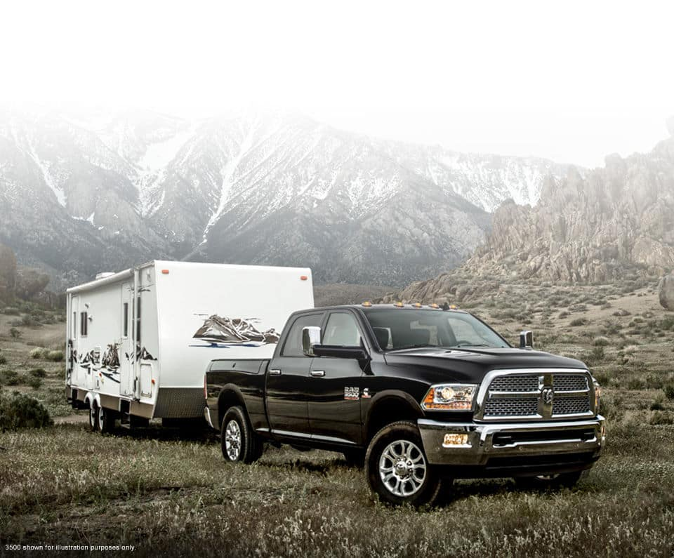 Ram Towing Capacity >> Ram Truck Towing Capabilities