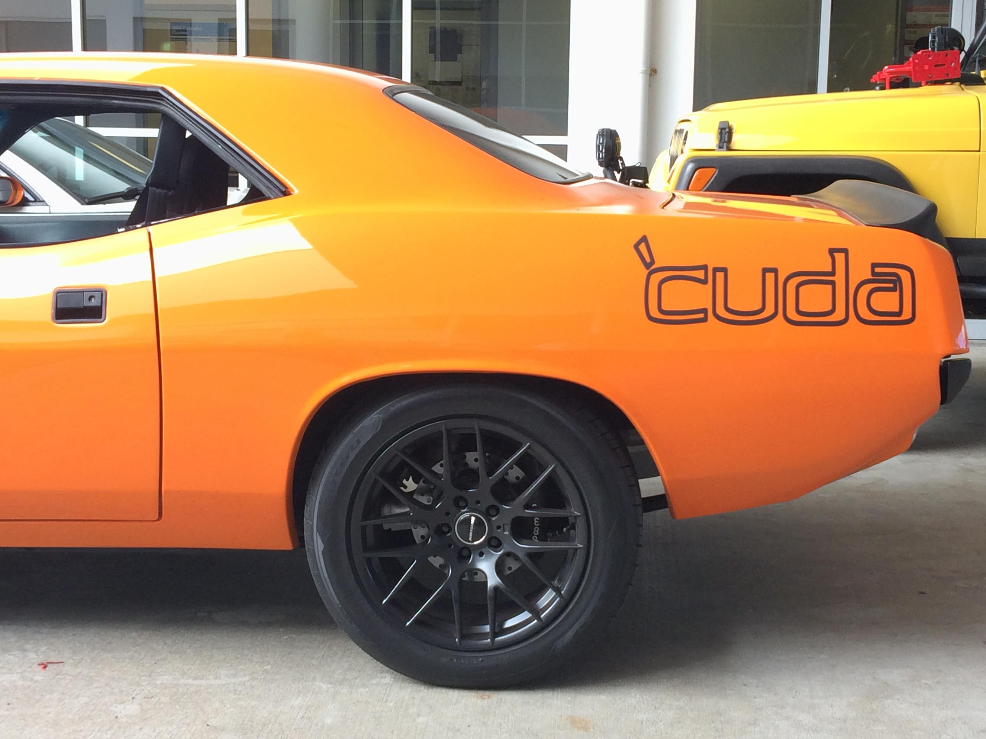 Dodge Barracuda 2016 >> New Muscle 2 New Dodge Challengers And A Barracuda