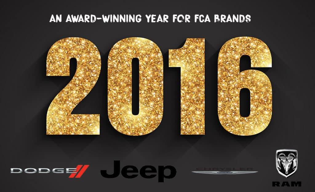 2016 FCA awards