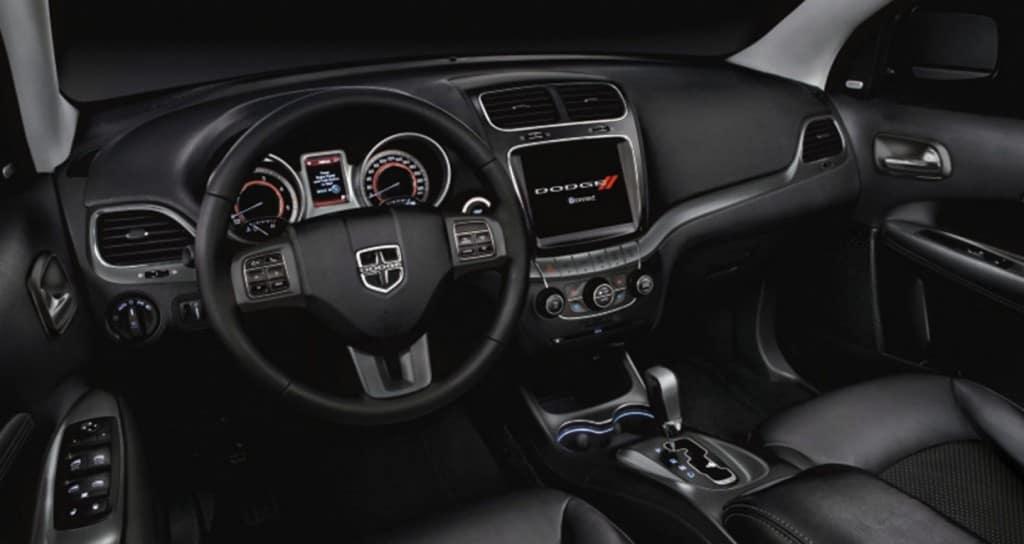 2017 Dodge Journey Interior Kendall Dodge Chrysler Jeep Ram