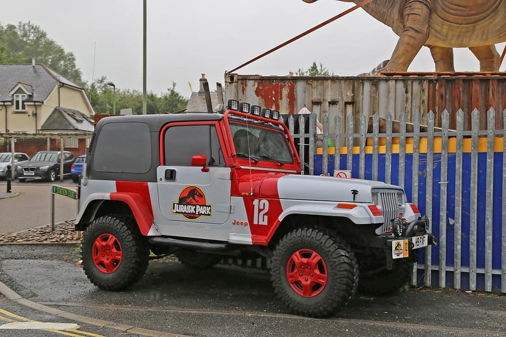 jurrassic park jeep kendall jeep